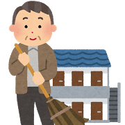 地主の相続に伴う借地権の説明イメージ